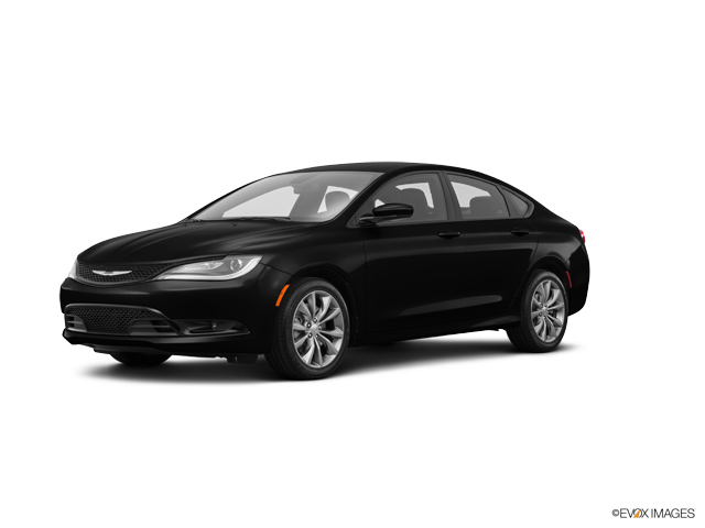 2016 Chrysler 200 Vehicle Photo in Greeley, CO 80634