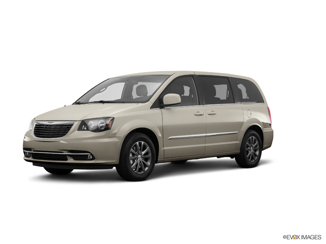 2016 Chrysler Town & Country Vehicle Photo in Selma, TX 78154