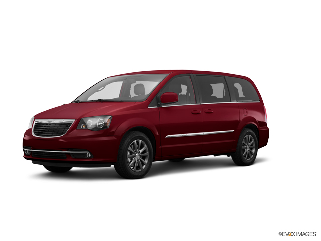 2016 Chrysler Town & Country Vehicle Photo in Casper, WY 82609