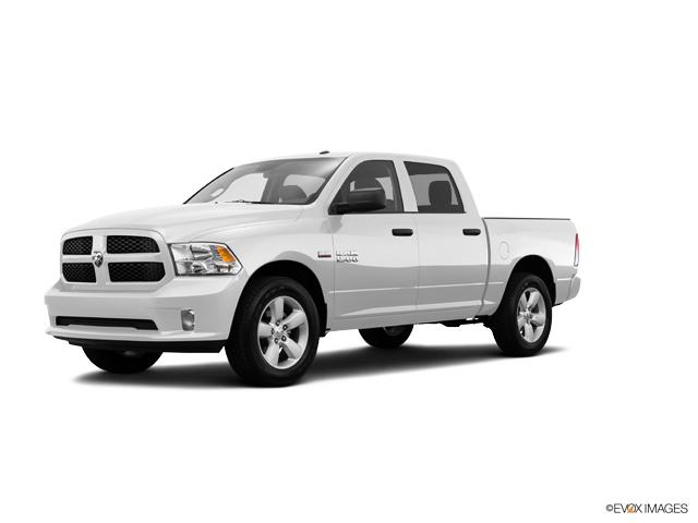 2016 Ram 1500 Vehicle Photo in San Angelo, TX 76903