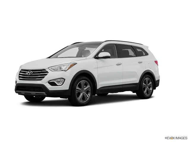 2016 Hyundai Santa Fe AWD 4dr Limited Monaco White 4D Sport Utility