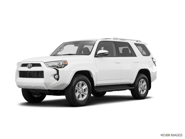 2016 Toyota 4Runner Vehicle Photo in Decatur, IL 62526