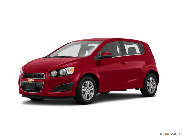 2016 Chevrolet Sonic Vehicle Photo in Vincennes, IN 47591
