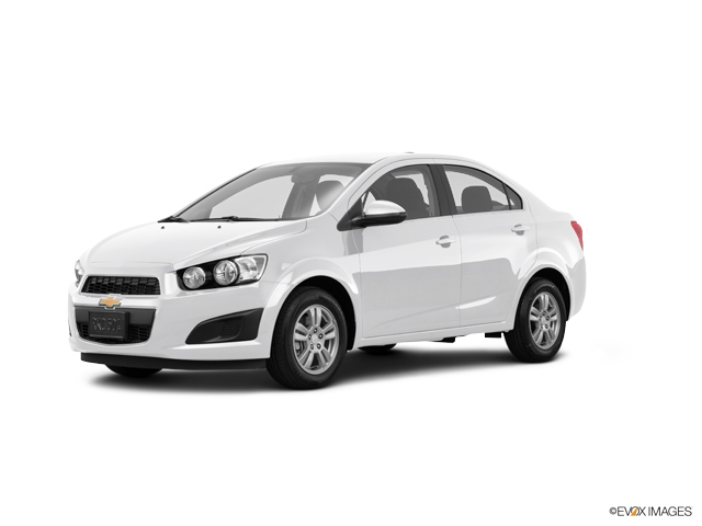 2016 Chevrolet Sonic Vehicle Photo in Merrillville, IN 46410