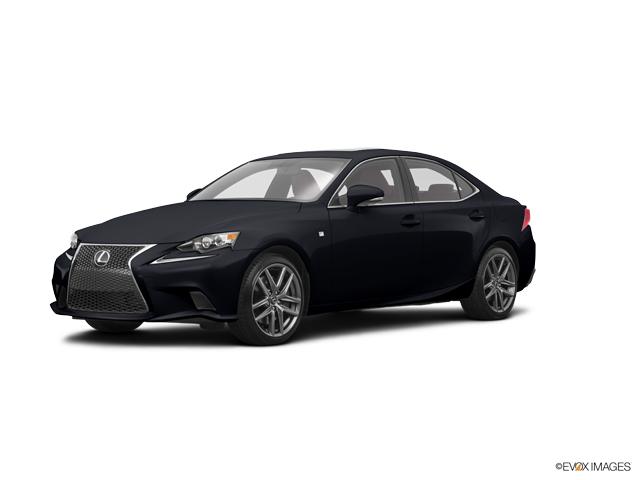 2016 Lexus IS Turbo Vehicle Photo in Houston, TX 77546