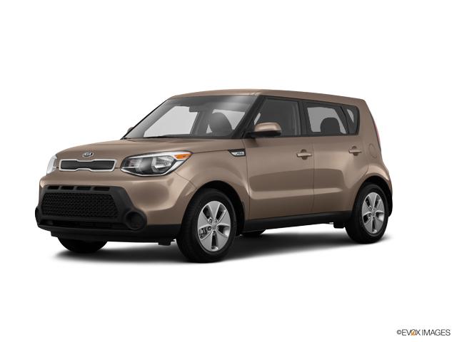2016 Kia Soul Vehicle Photo in Edinburg, TX 78542