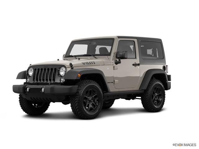 2016 Jeep Wrangler Vehicle Photo in Denver, CO 80123