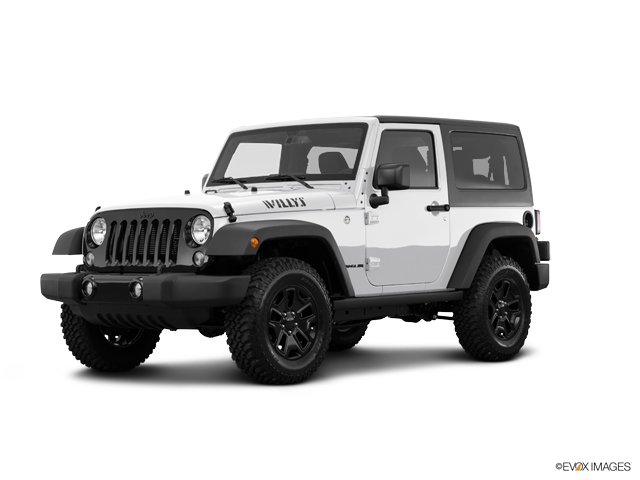 2016 Jeep Wrangler Vehicle Photo in Honolulu, HI 96819