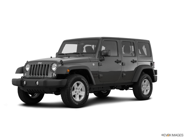 2016 Jeep Wrangler Unlimited Vehicle Photo in Madison, WI 53713