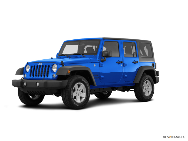 2016 Jeep Wrangler Unlimited Vehicle Photo in Triadelphia, WV 26059