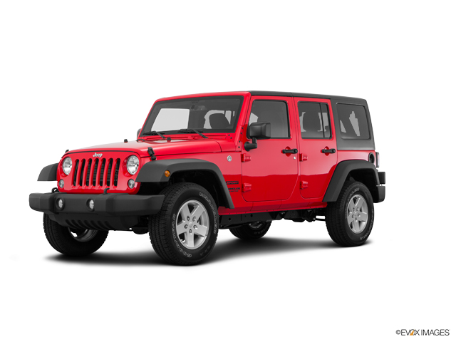 2016 Jeep Wrangler Unlimited Vehicle Photo in Baton Rouge, LA 70806