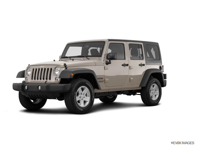 2016 Jeep Wrangler Unlimited Vehicle Photo in Edinburg, TX 78542