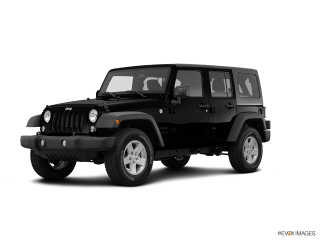 2016 Jeep Wrangler Unlimited Vehicle Photo in Charleston, SC 29407