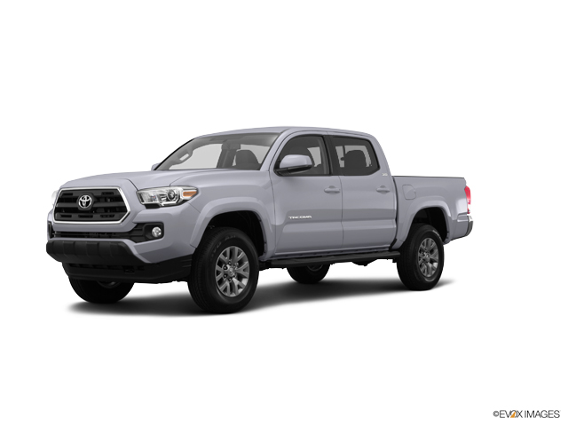 2016 Toyota Tacoma Vehicle Photo in Honolulu, HI 96819