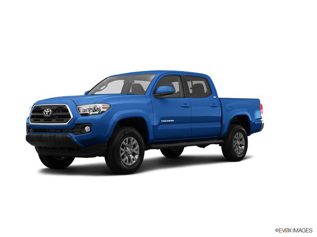 2016 Toyota Tacoma Vehicle Photo in El Paso, TX 79922