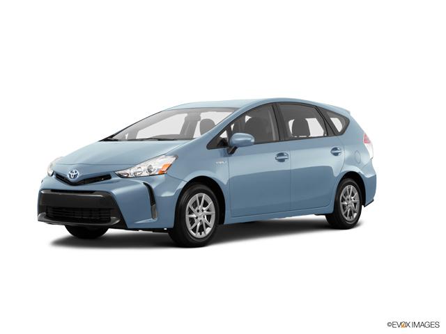 2016 Toyota Prius v Vehicle Photo in Wilmington, NC 28405
