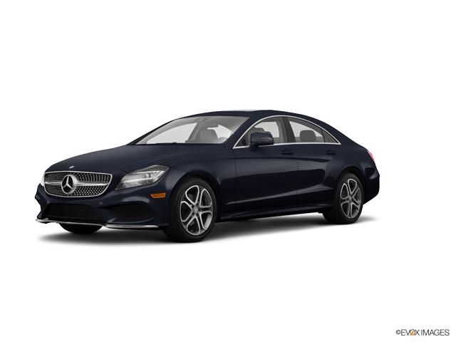 2016 Mercedes-Benz CLS Vehicle Photo in Flemington, NJ 08822