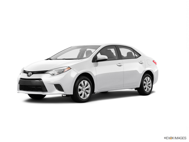 2016 Toyota Corolla Vehicle Photo in Pahrump, NV 89048
