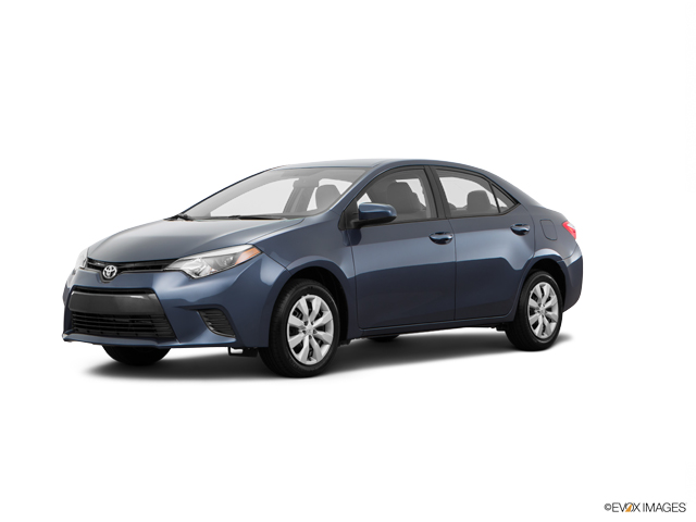 2016 Toyota Corolla Vehicle Photo in Richmond, TX 77469