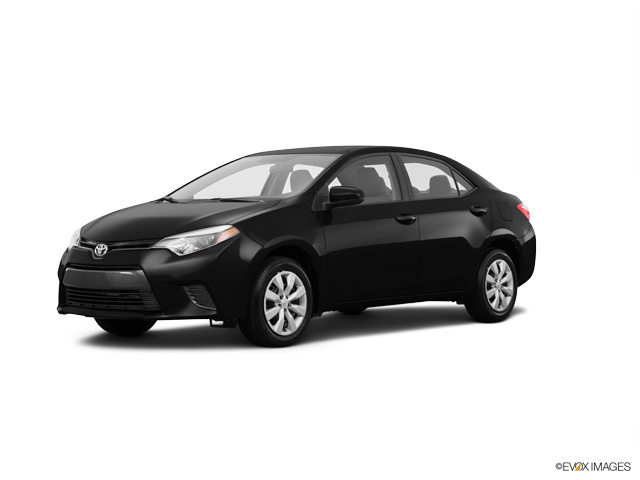 2016 Toyota Corolla Vehicle Photo in Athens, GA 30606