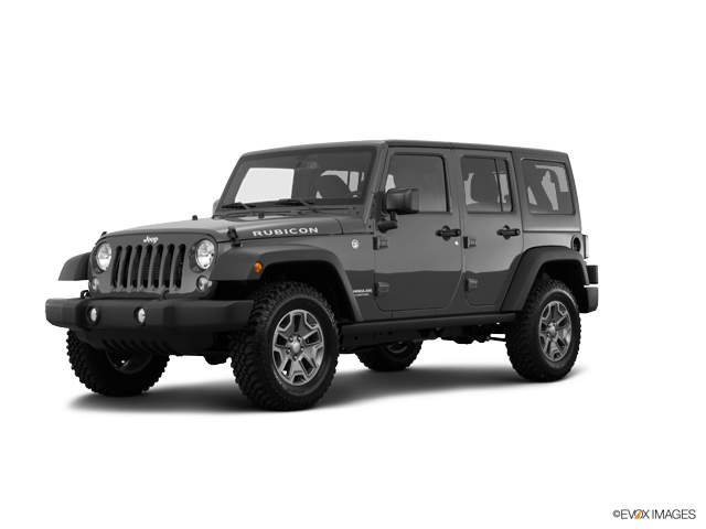 2016 Jeep Wrangler Unlimited Vehicle Photo in Danville, KY 40422