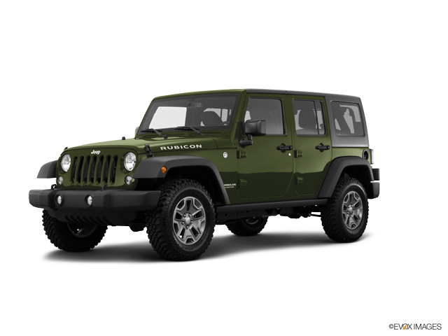 2016 Jeep Wrangler Unlimited Vehicle Photo in Elyria, OH 44035