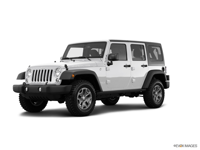 2016 Jeep Wrangler Unlimited Vehicle Photo in Macomb, IL 61455