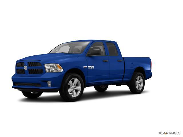 2016 Ram 1500 Vehicle Photo in Owensboro, KY 42303
