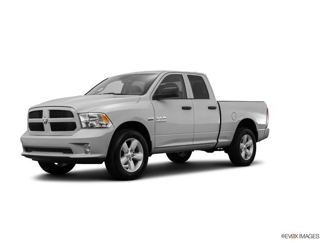 2016 Ram 1500 Vehicle Photo in Joliet, IL 60435