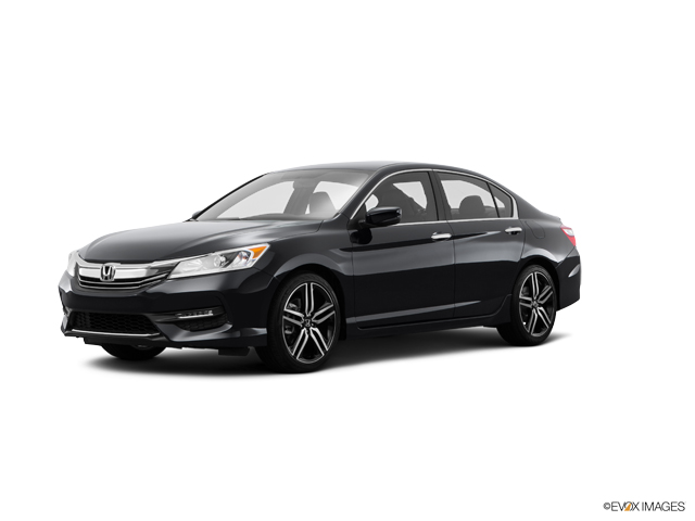 2016 Honda Accord Sedan Vehicle Photo in San Leandro, CA 94577