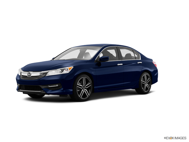 2016 Honda Accord Sedan Vehicle Photo in Houston, TX 77074
