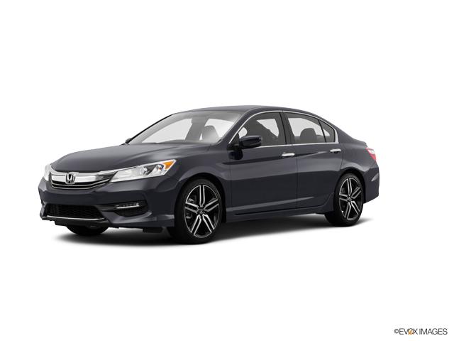 2016 Honda Accord Sedan Vehicle Photo in Concord, NC 28027