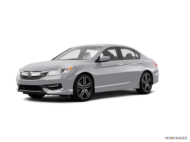 2016 Honda Accord Sedan Vehicle Photo in Emporia, VA 23847