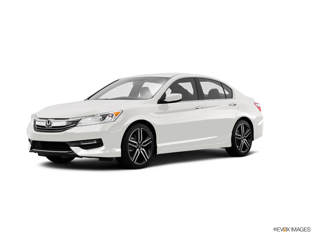 2016 Honda Accord Sedan Vehicle Photo in Spokane, WA 99207