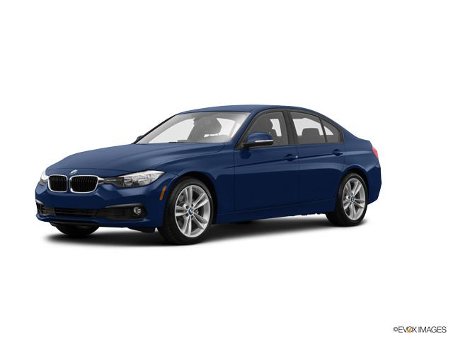 2016 BMW 320i Vehicle Photo in Tulsa, OK 74133