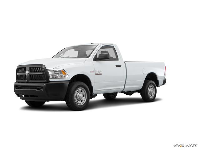 2016 Ram 2500 Vehicle Photo in San Angelo, TX 76901