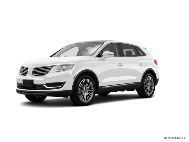2016 LINCOLN MKX Vehicle Photo in Edinburg, TX 78539