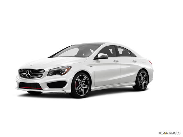 2016 Mercedes-Benz CLA Vehicle Photo in Manassas, VA 20109