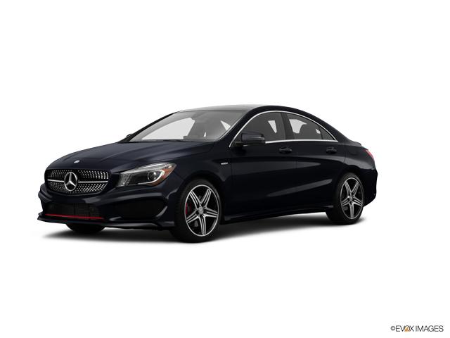 2016 Mercedes-Benz CLA Vehicle Photo in Duluth, GA 30096