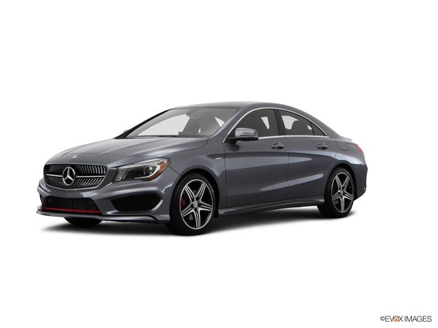 2016 Mercedes-Benz CLA Vehicle Photo in Edinburg, TX 78539
