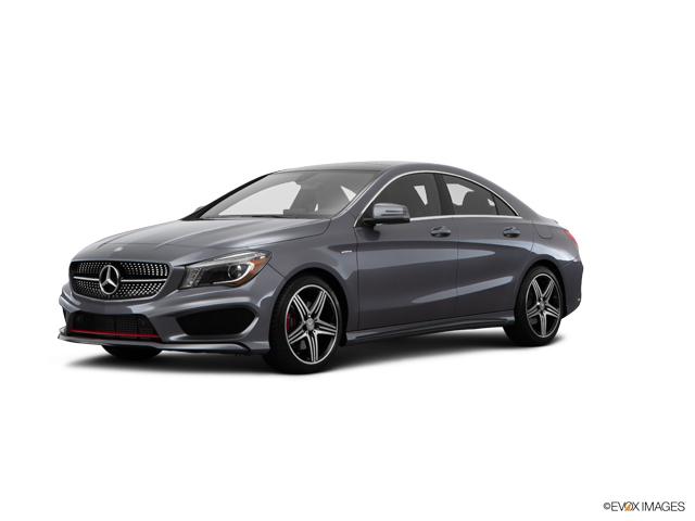 2016 Mercedes-Benz CLA Vehicle Photo in Edinburg, TX 78542