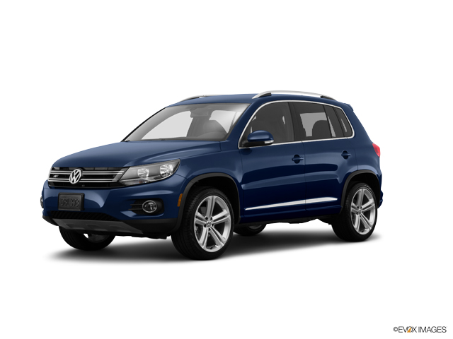 2016 Volkswagen Tiguan Vehicle Photo in Bowie, MD 20716