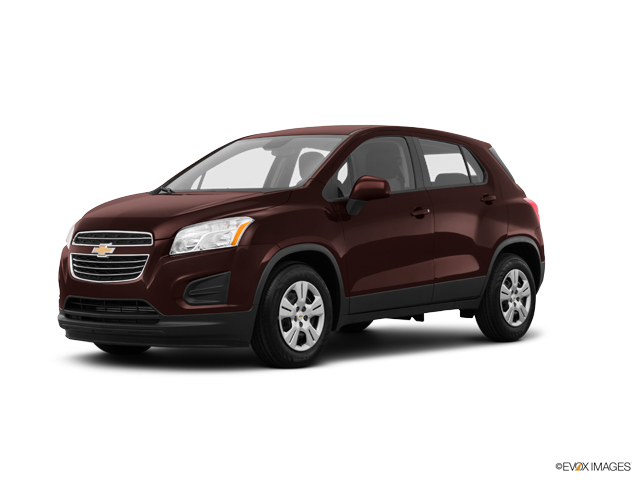 2016 Chevrolet Trax Vehicle Photo in Vincennes, IN 47591