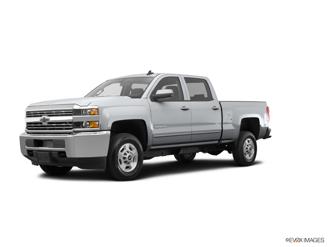 2016 Chevrolet Silverado 2500HD Vehicle Photo in Colorado Springs, CO 80905