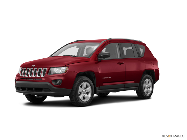 2016 Jeep Compass Vehicle Photo in Amherst, OH 44001