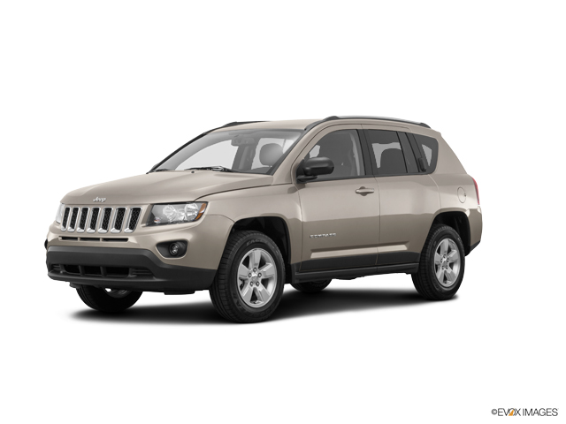 2016 Jeep Compass Vehicle Photo in Triadelphia, WV 26059