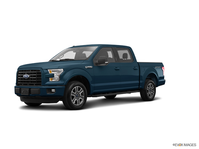 2016 Ford F-150 Vehicle Photo in Gaffney, SC 29341