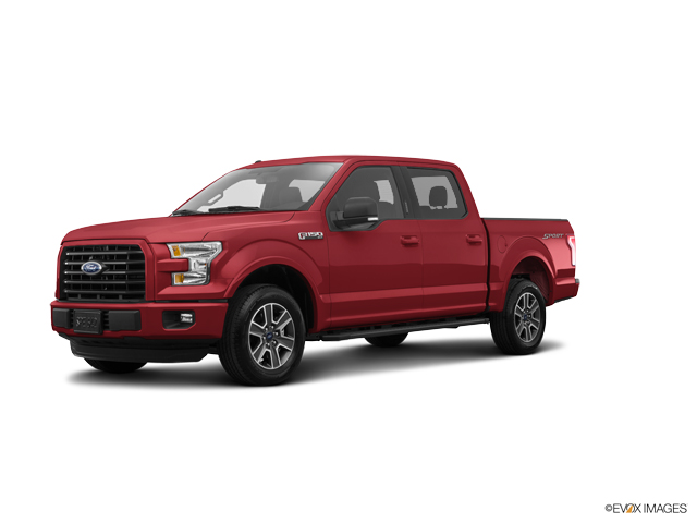 2016 Ford F-150 Vehicle Photo in Greeley, CO 80634