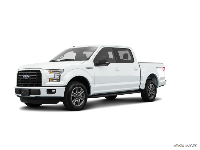 2016 Ford F-150 Vehicle Photo in Safford, AZ 85546