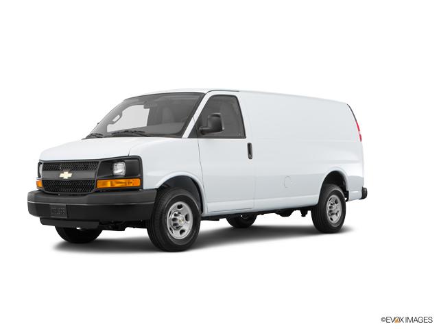 2016 Chevrolet Express Cargo Van Vehicle Photo in Joliet, IL 60586